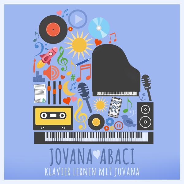 Klavierunterricht Hamburg mit Jovana Logo